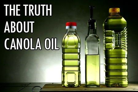 The Truth About Canola Oil: Trans Fats and More