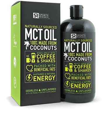 MCT Coconut Oil Bodybuilding