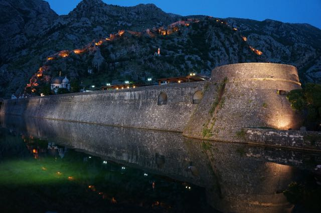 Kotor Old Town, Montenegro. Photo: Eeva Routio.