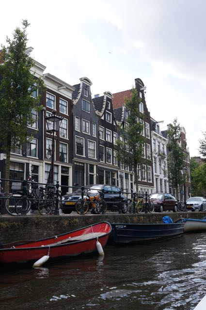 Amsterdam, Netherlands. Photo: Eeva Routio.
