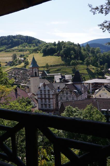 Bad Peterstal-Griesbach, Schwarzwald, Germany. Photo: Eeva Routio.