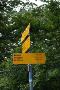 Albania Signpost