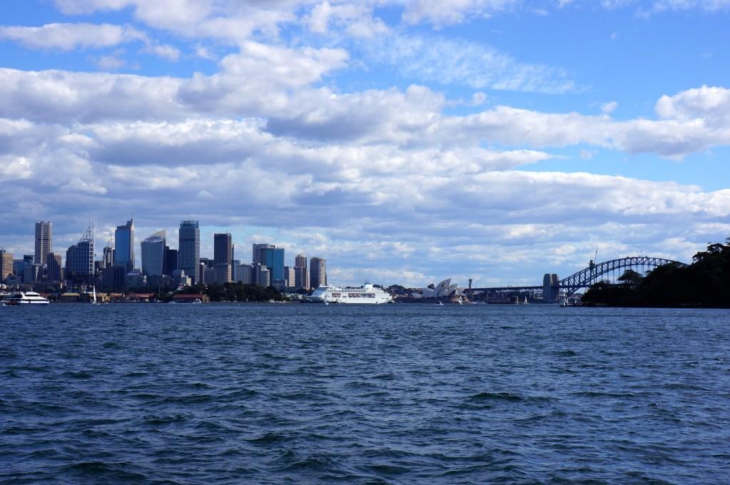 Sydney skyline, Australia. Photo: Eeva Routio.
