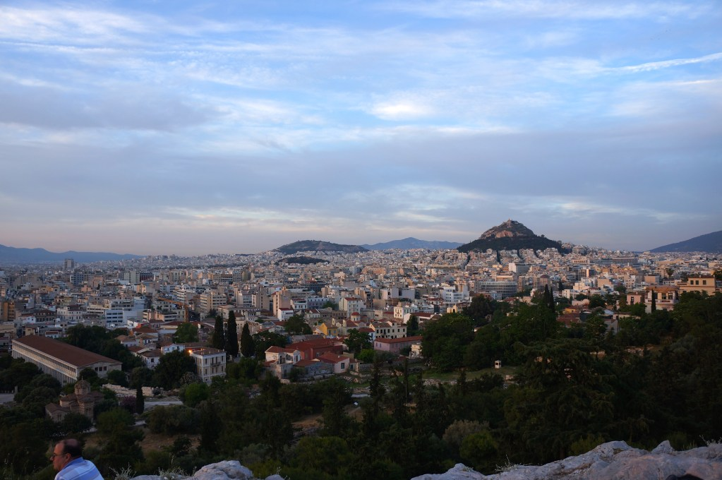 Athens, Greece. Photo: Eeva Routio.