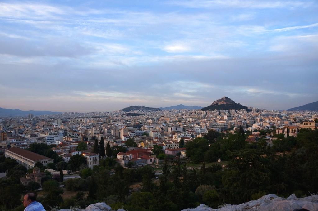 Athens, Greece. Photo: Eeva Routio.