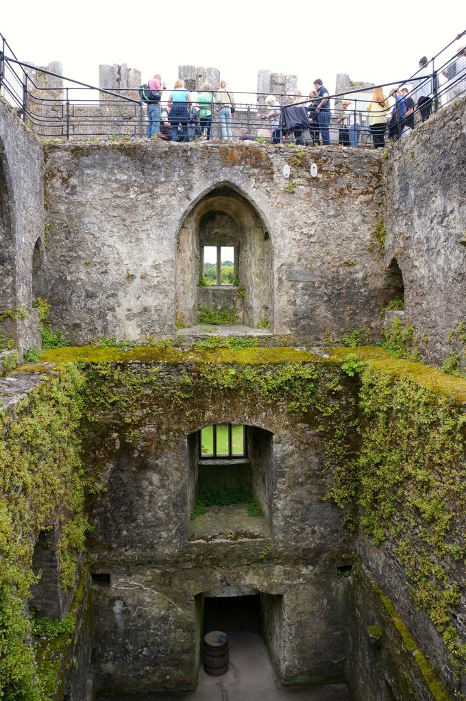 Blarney Castle, Ireland. Photo: Eeva Routio.