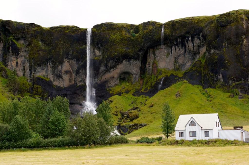 South Coast of Iceland. Photo: Eeva Routio.