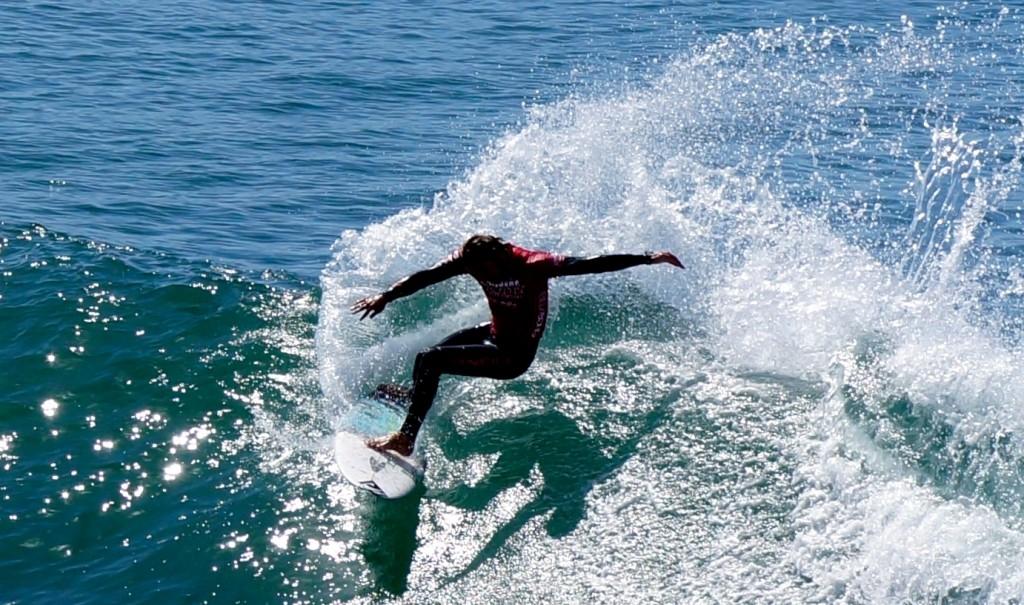Nicaragua San Juan del Sur Surfing. Image: Eeva Routio.