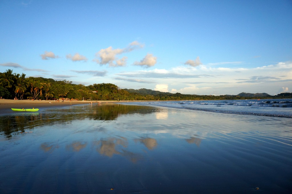 Samara Beach Costa Rica. Photo: Eeva Routio.