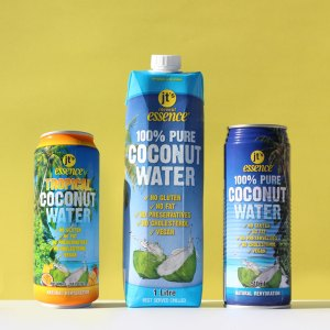 Pure Coconut Water Naturally Sweet