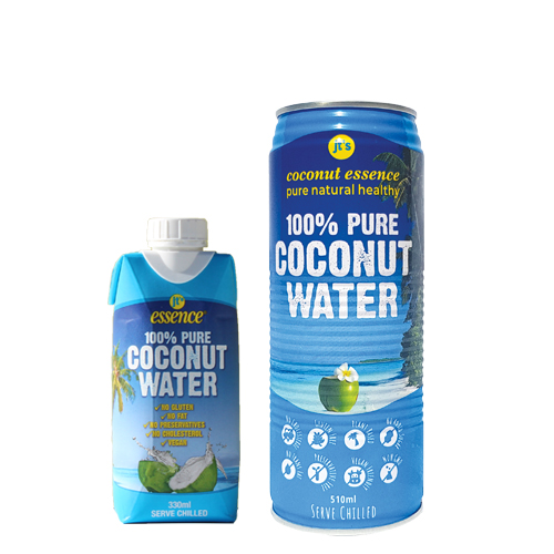 Straight Up Coconut Water Summer Pack
