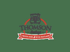 Thomson Haulage Logo Design