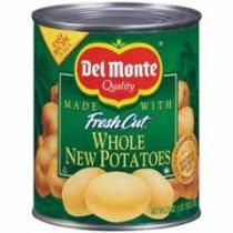 Del Monte New Whole Potatoes