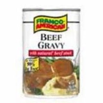 Franco American Beef Gravy