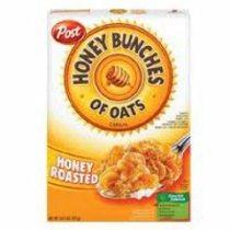 Honey Bunches of OatsHoney Roasted