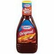 Kraft BBQ Sauce Original