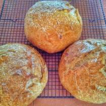 home baked bread Basic