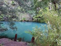 Blue Lake, Jenolan.