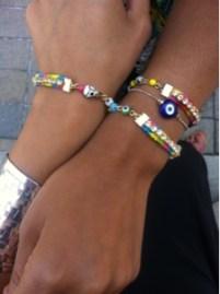 ~ Friendship bracelets from Emidesh ~