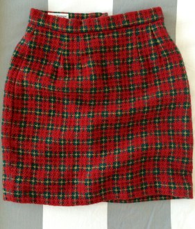 ~ Vintage find Port International Skirt ~