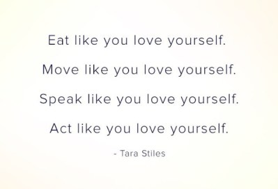 ~ Love your self ~