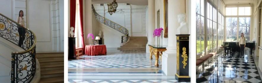 British Ambassador's residence Paris