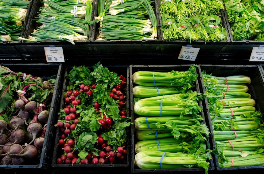 celery anti-inflammatory foods