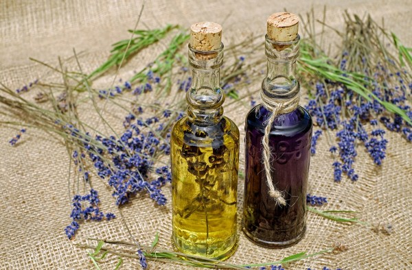 lavender - essential oils for headaches