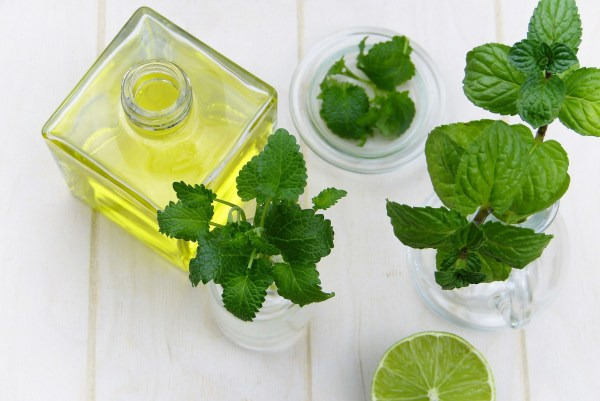 Peppermint Oil - essential oils for headaches