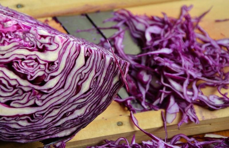 alkaline diet red cabbage