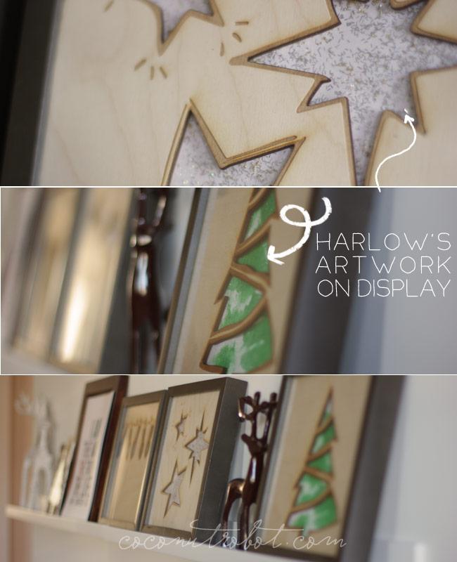 Wooden-art