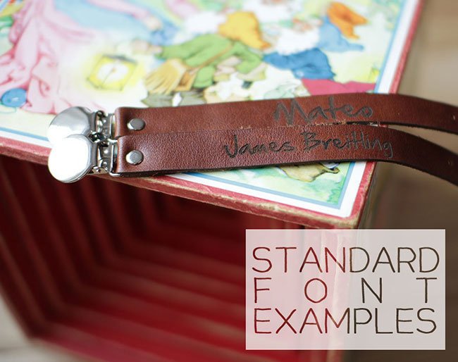 Standard-Clips
