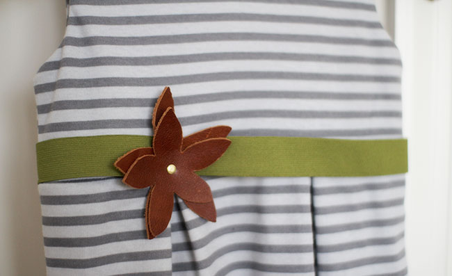 how-to-make-a-leather-flower