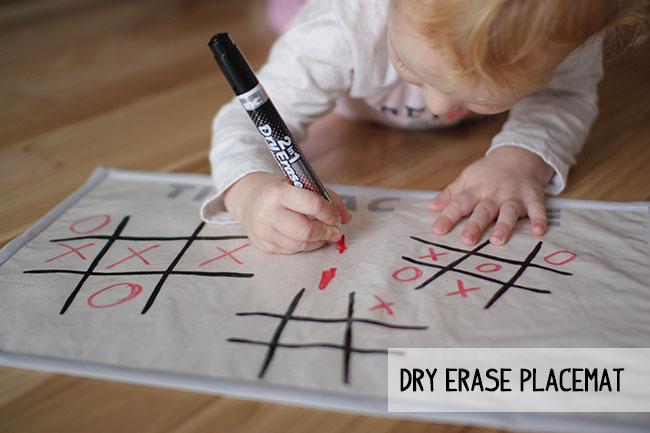 Dry-Erase-Placemat