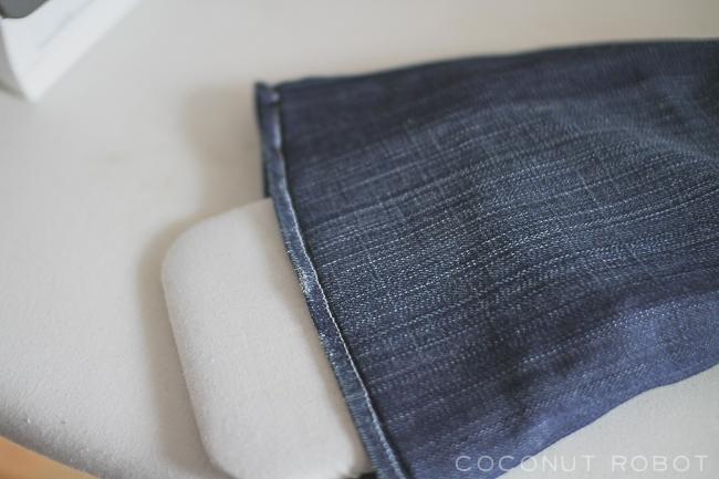 shorten the jeans-15