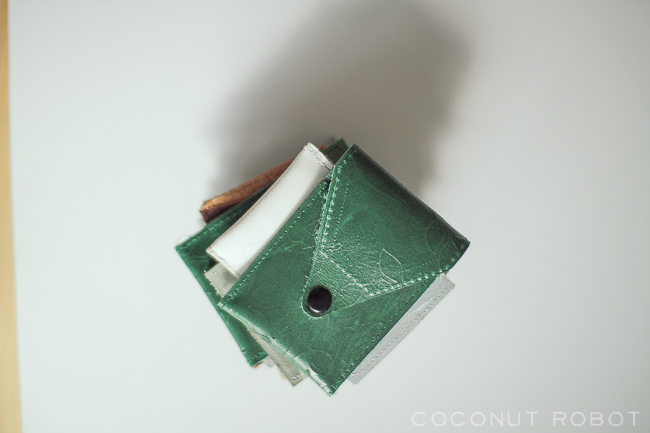 Coconut Robot Pocket Wallet-53