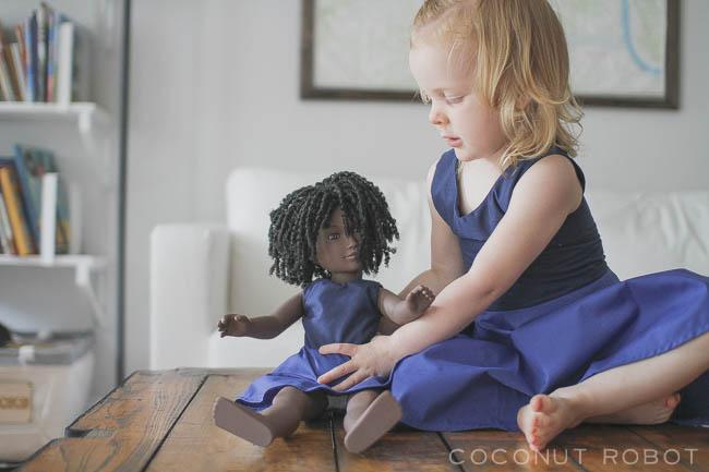 Doll Dress-69