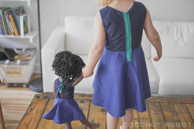 Doll Dress-73