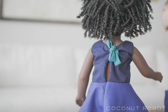 Doll Dress-84