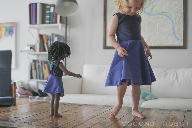 Doll Dress-97