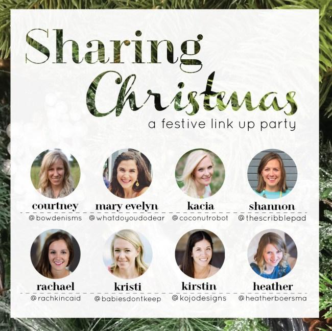 Sharing Christmas2014