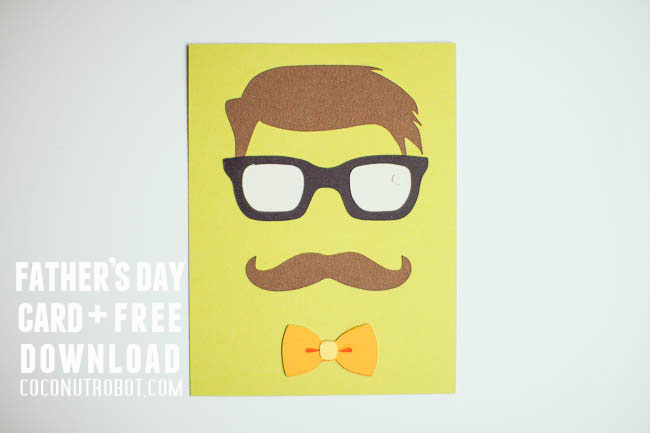 Father's Day Card / three