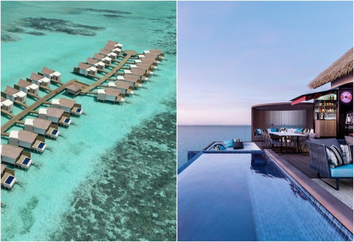 Photos: Hard Rock Hotel Maldives/Facebook