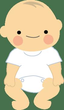 赤ちゃんのおすわり時期はいつ頃?遅い時の練習方法をまとめてみた!