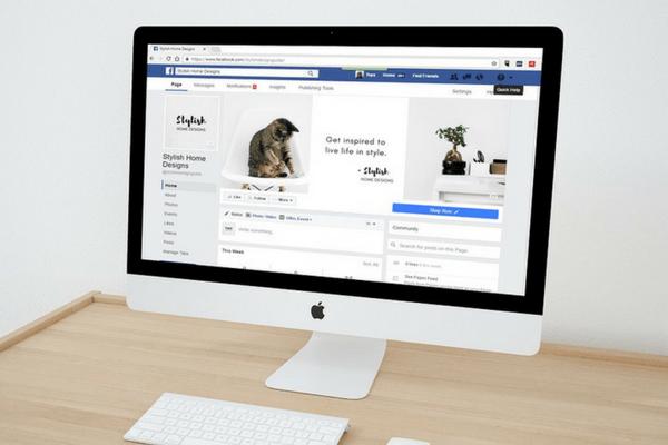 social media advertising on facebook