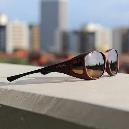Mens fitover sunglasses