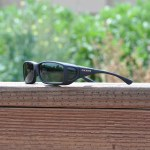 Specialty polarized fitover sunglasses