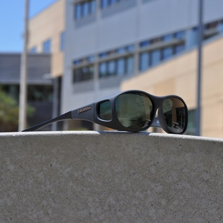 Rated best fitover sunglass