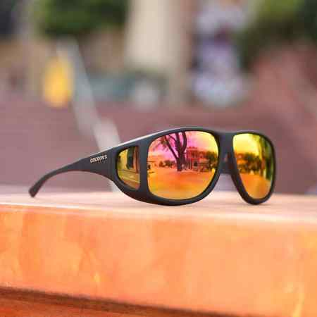 Driving Cocoons fitover sunglasses