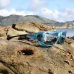 Polarized mirror fitover sunglasses